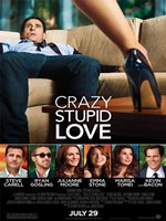 Portada de Loco y Estupido Amor [Crazy Stupid Love] 2011 DVDRip Español Latino