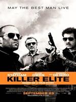 Portada de Killer Elite (2011) DVDRip Español Latino