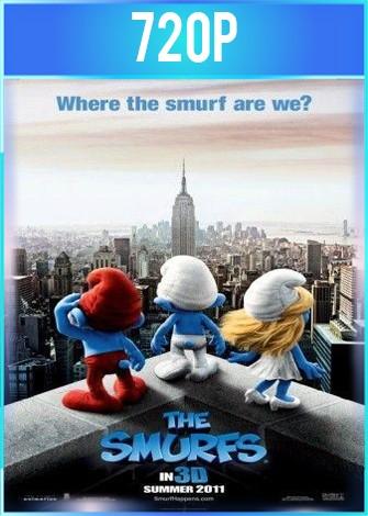 The Smurfs [Los Pitufos] (2011) HD 720p Latino Dual