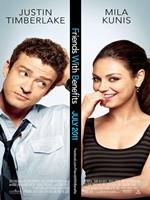 Portada de Amigos con Beneficios [Friends With Benefits] BRRip 720p HD Latino
