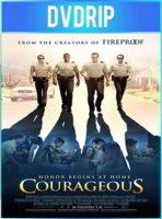 Courageous (2011) DVDRip Español Latino