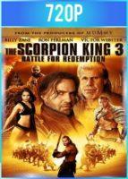El Rey Escorpión 3 Batalla por la Redención (2012) HD 720p Latino Dual