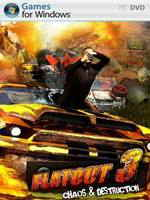 Flatout 3 Chaos y Destruction 2011 PC Full Prophet Descargar