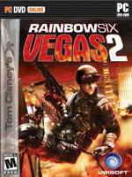 Tom Clancy's Rainbow Six Vegas 2 PC Full Espanol ISO Descargar DVD 5