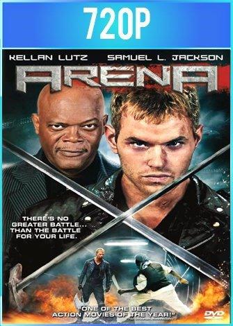 Combate Mortal [Arena] (2011) BRRip 720p Latino Dual