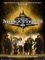 Portada de Los Tres Mosqueteros DVD NTSC Latino ISO