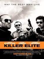 Portada de Asesinos de Èlite DVDR NTSC Español Latino ISO 2011