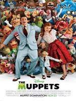 Portada de Los Muppets DVDRip Español Latino