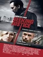 Portada de Buscando Justicia 720p HD Español Latino BRRip 2012