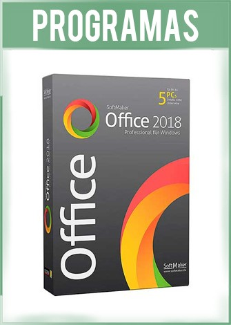 SoftMaker Office Professional 2018 Full Español