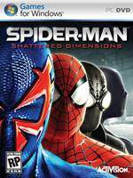 Spider Man Shattered Dimensions PC Full Español Reloaded
