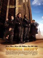 Portada de Tower Heist DVDR NTSC Descargar Español Latino 2011