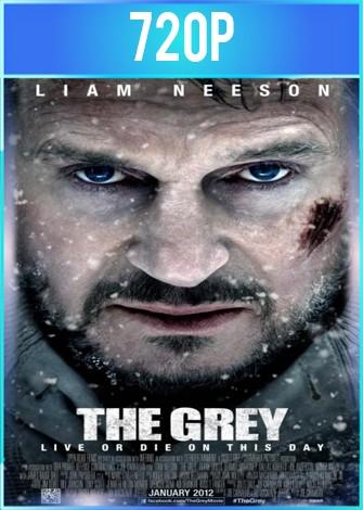 The Grey [Un dia para sobrevivir] (2011) HD 720p Latino Dual