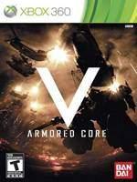 Armored Core V Xbox 360 Español 2012 NTSC Descargar DVD9