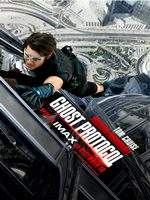 Portada de Mission Impossible 4 Ghost Protocol DVDR NTSC Español Latino