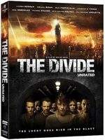 Portada de The Divide DVDR NTSC Español Latino