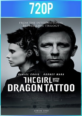 The Girl with the Dragon Tattoo (2011) BRRip 720p HD Latino Dual