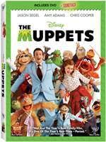 Portada de The Muppets (2011) DVDR NTSC Español Latino