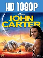 Portada de John Carter 1080p HD Latino Dual