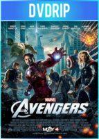 Los Vengadores (2012) DVDRip Español Latino