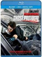 Portada de Misión imposible 4 Protocolo Fantasma 720p HD Español Latino