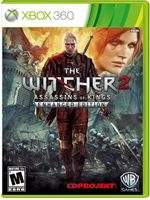 The Witcher 2 Assassins Of Kings Enhanced Edition Xbox 360 Español NTSC