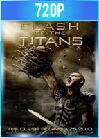 Furia de Titanes (2010) HD 720p Latino Dual