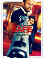 Portada de Safe DVDRip Español Latino 2012