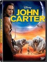 Portada de John Carter of Mars DVDR Full Español Latino NTSC