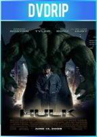 El Increíble Hulk (2008) DVDRip Español Latino