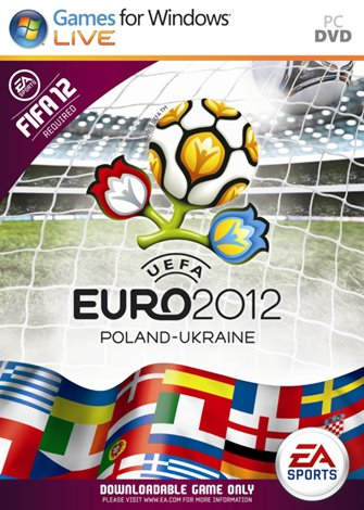 Uefa EURO 2012 PC Full Español