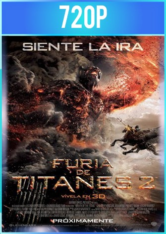 Furia De Titanes 2 2012 Hd 720p Latino Dual