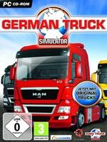 Portada de German Truck Simulator PC Full Español Descargar ISO