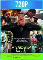 Mil Palabras [A Thousand Words] 2012 HD 720p Latino Dual