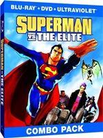 Portada de Superman vs La Élite 720p HD Español Latino Dual