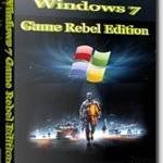 Windows 7 GAMER Rebel Edition RTM 7600 x64 2012