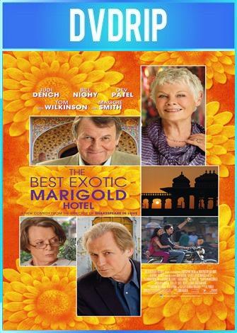 El exótico Hotel Marigold (2011) DVDRip Español Latino