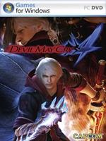 Devil May Cry 4 PC Full Español Descargar DVD9