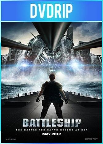 Battleship (2012) DVDRip Español Latino