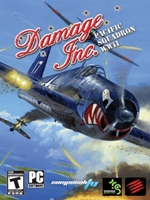 Portada de Damage Inc Pacific Squadron WWII (2012) PC Full Español