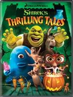Portada de Shreks Thrilling Tales DVDR NTSC Español Latino 2012