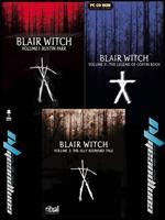 Blair Witch 1 2 y 3 PC Full Español Descargar DVD5