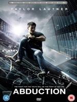 Portada de Abduction DVDR NTSC Full Español Latino Película