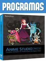 Anime Studio Pro Versión 10.1