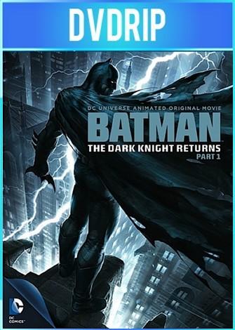 Batman El Regreso del Caballero Oscuro Parte 1 (2012) DVDRip Latino