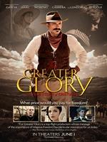 Portada de For Greater Glory DVDR NTSC Español Latino Mexico 2012