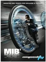 Portada de Men in Black 3 DVDR NTSC Full Español Latino 2012