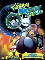 Pokemon Mewtwo Regresa DVDRip Español Latino Descargar 1 Link