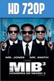 Hombres de Negro 3 (2012) HD 720p Latino