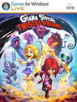 Giana Sisters Twisted Dreams PC Full Español Skidrow Descargar 2012